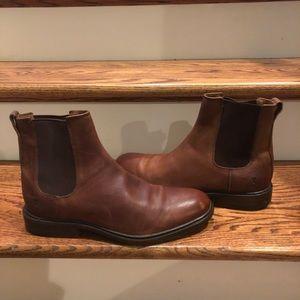 Frye men's Chukka boots copper sz 9.5